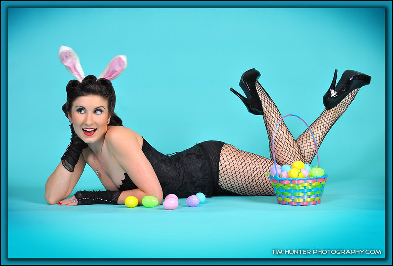 Happy Easter - Lindsey - 2011
