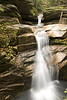 Sabaday Falls on the Kancamagus Scenic Byway.