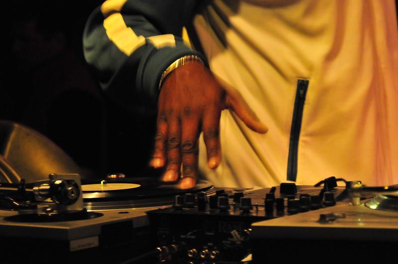 DJ Logic, Sun Valley Music Festival, Ketchum, ID 2008