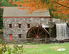 Grist Mill, Sudbury MA