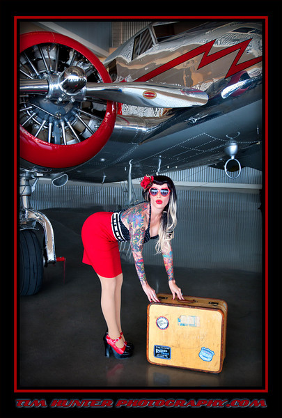 """Tim Hunter's Hunny Bunny - Josi<br /> Planes of Fame Airshow - 2012<br />  <a href=""""http://www.timhunterphotography.com"""">http://www.timhunterphotography.com</a><br />  <a href=""""http://www.facebook.com/timhunterphotography"""">http://www.facebook.com/timhunterphotography</a>"""