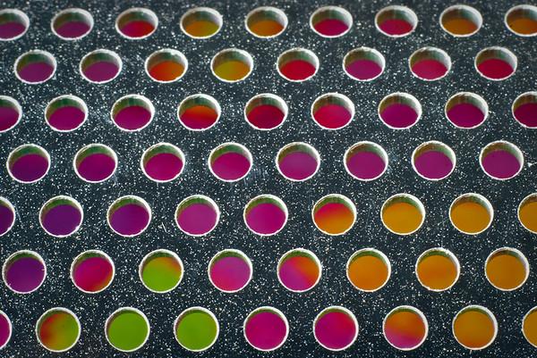 Hole Range of Colors