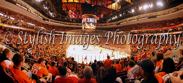 Wells Fargo Center, Philadelphia Flyers