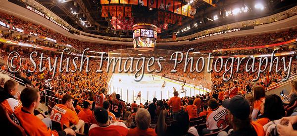 Wells Fargo Center, Philadelphia Flyers