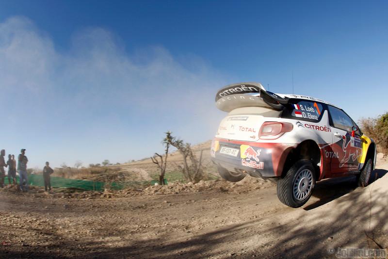 01 loeb s elena d (fra mc) citroen DS3 WRC mexique 04