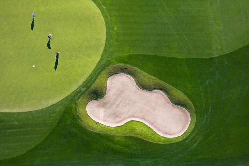Aerial - AZ Golf Course