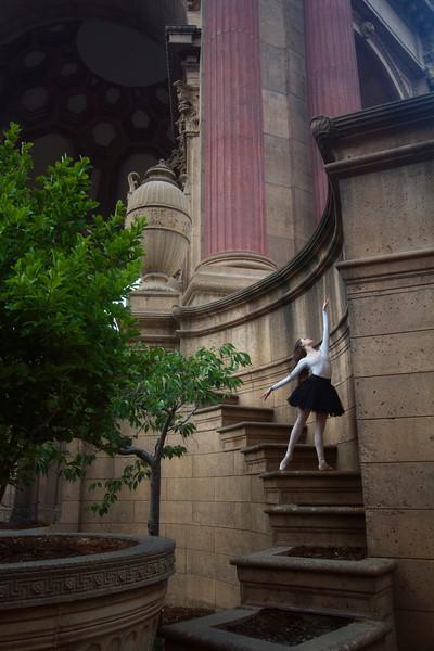 Dancer - Gemma Marina.<br /> <br /> © 2011 Oliver Endahl