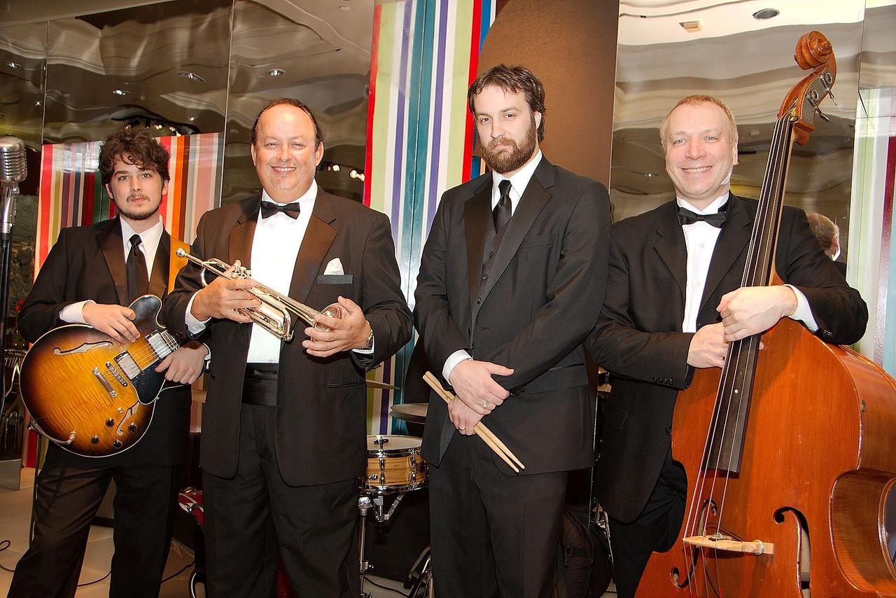 2008 Elan Circle Savor the Symphony<br /> Entertainment<br /> Dallas Symphony Orchestra<br /> 2008 Jerry McClure Photographer