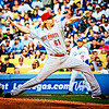 Bronson Arroyo of the Cincinnati Reds.