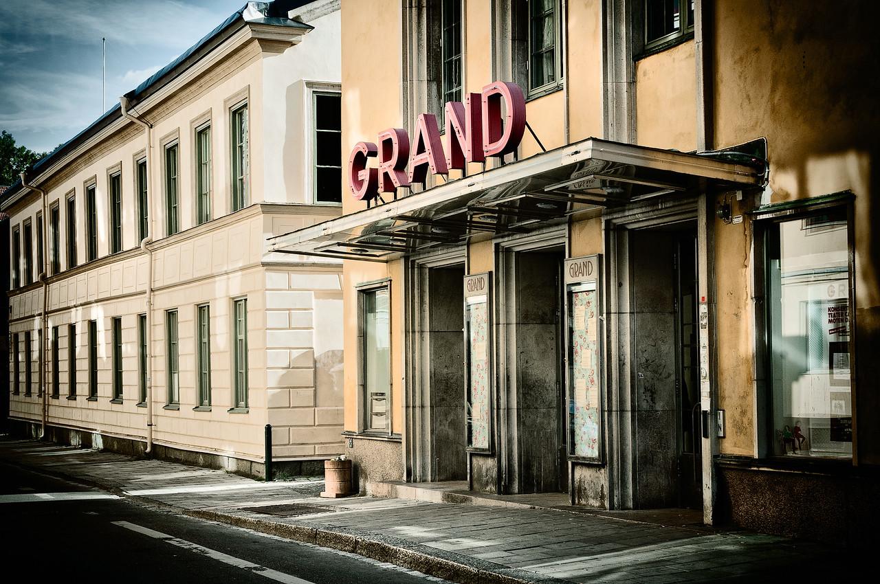 Grand i Uppsala