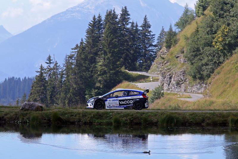 maurin j klinger n (fra) ford fiesta RS WRC mont-blanc (JL-sd)-17