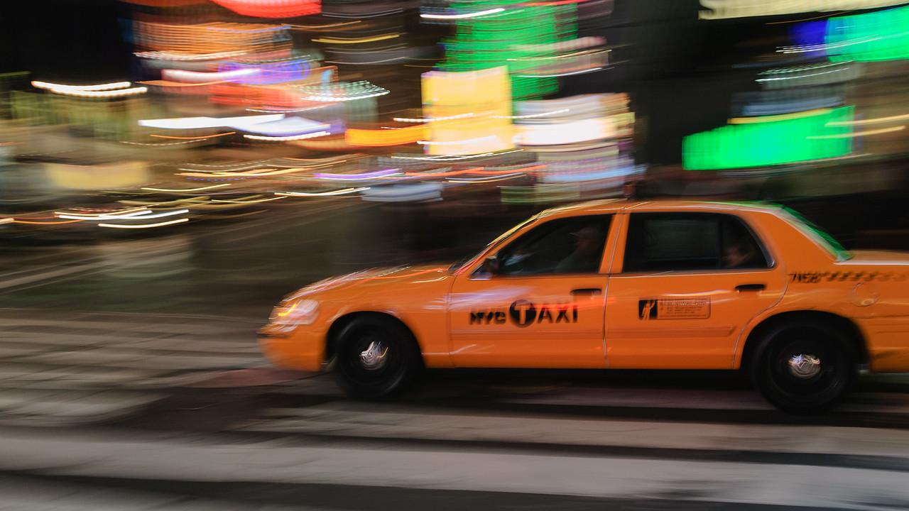 City Blur - Kent Atwell