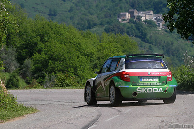 kopecky j stary p (cze) skoda fabia S2000 corse (jL)32