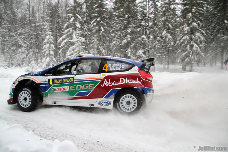 4 latvala jm anttila m (fin) ford fiesta RS WRC 2