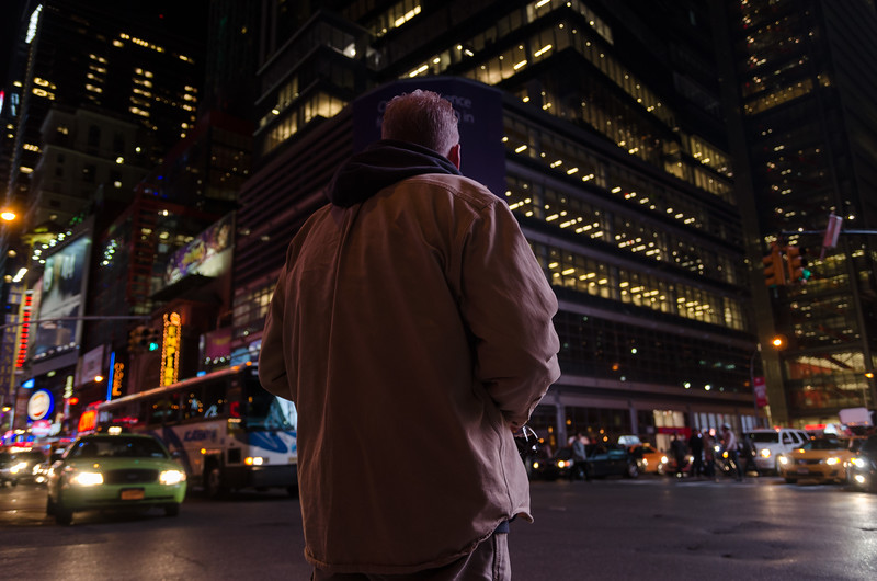 Alone in the City - Kent Atwell
