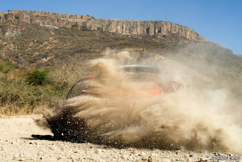 05 solberg h i minor ( nor au ) ford fiesta RS WRC mexique 05