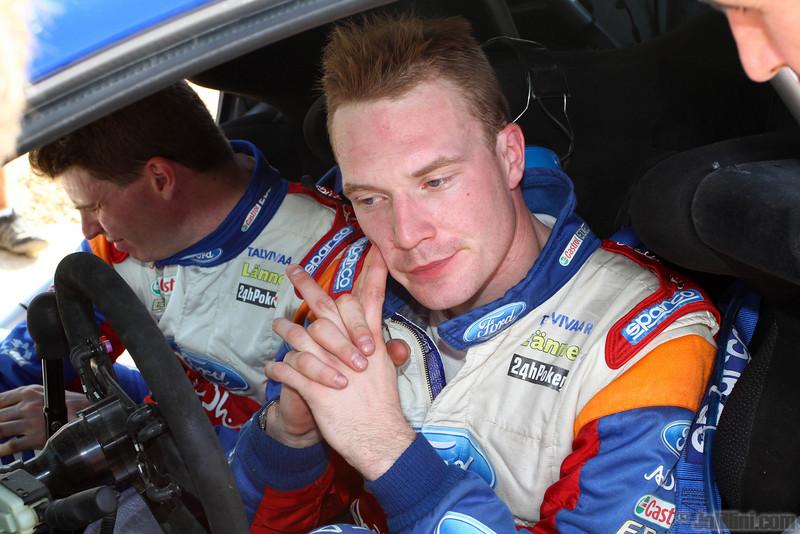 latvala jm anttila m (fin) ford fiesta RS WRC jordanie (JL) 61