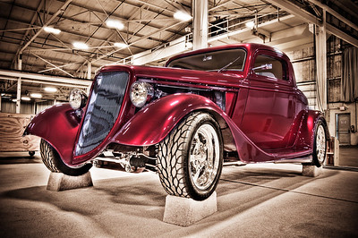 Tony DiCicco's 1934 Ford Coupe
