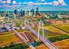 'Dallas From Above'<br /> 6/20/14<br /> © Daniel Driensky 2014
