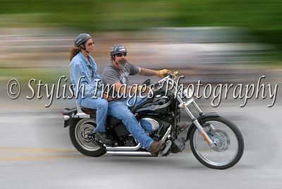 Motorcyles, Portraits