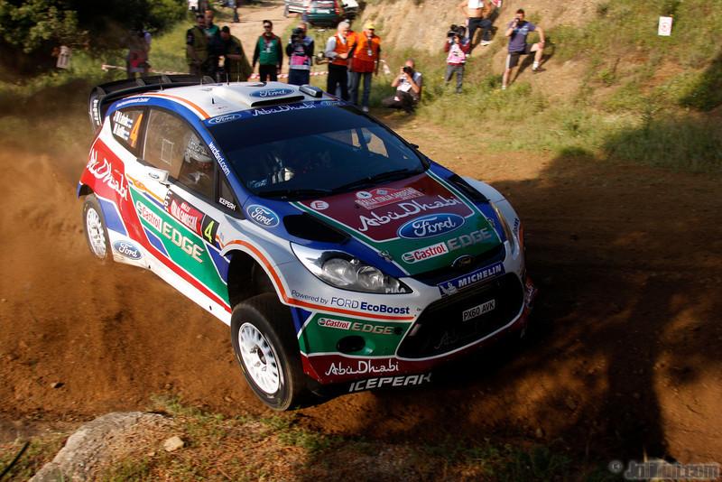 latvala jm anttila m (fin) ford fiesta RS WRC sardaigne (jl)- 02
