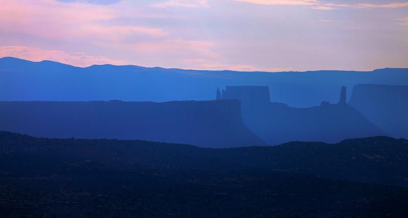 Blue Desert - Arizona