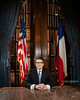 'Texas Governor Rick Perry Shortly Before His Farewell Speech, 1/15/15'