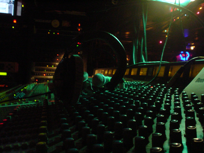 Soundboard, Middle East, Boston, MA