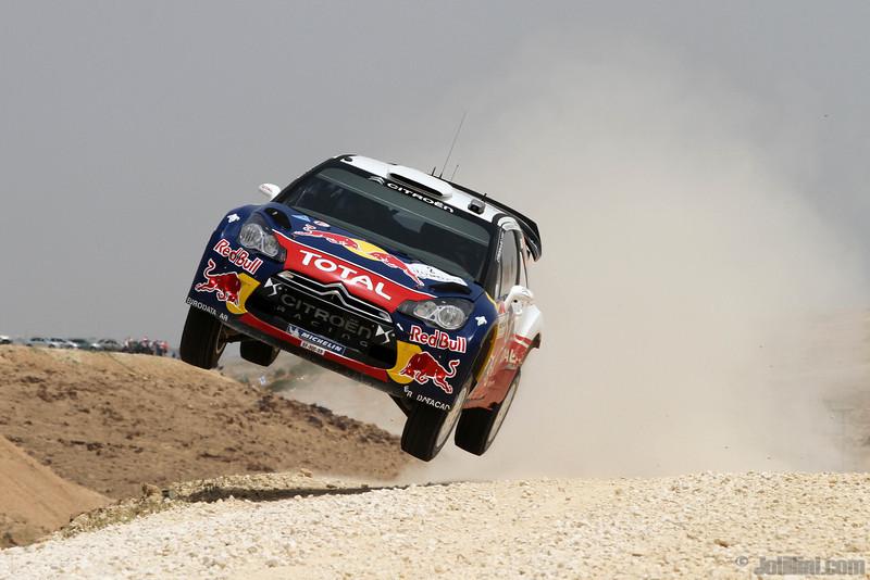 ogier s ingrassia j (fra) citroen DS3 WRC jordanie (jl) 23