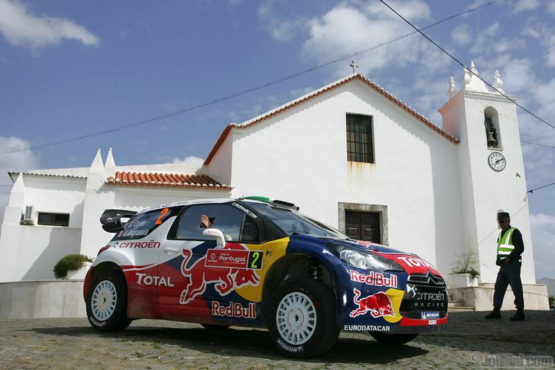 02 ogier s ingrassia j (fra) citroen DS3 WRC portugal 47 (2)