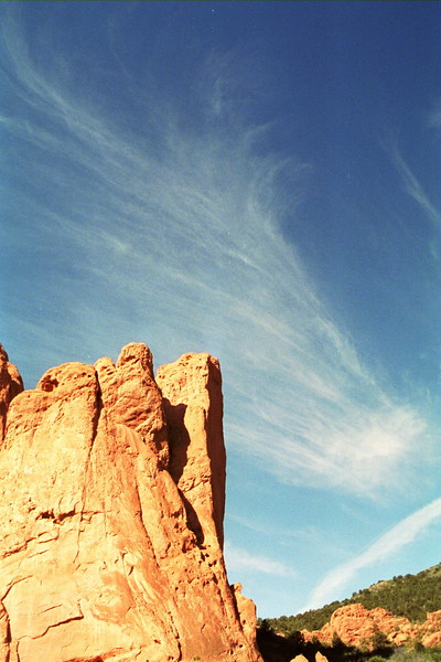 Garden of the Gods, Colorado Springs, CO, September 2005