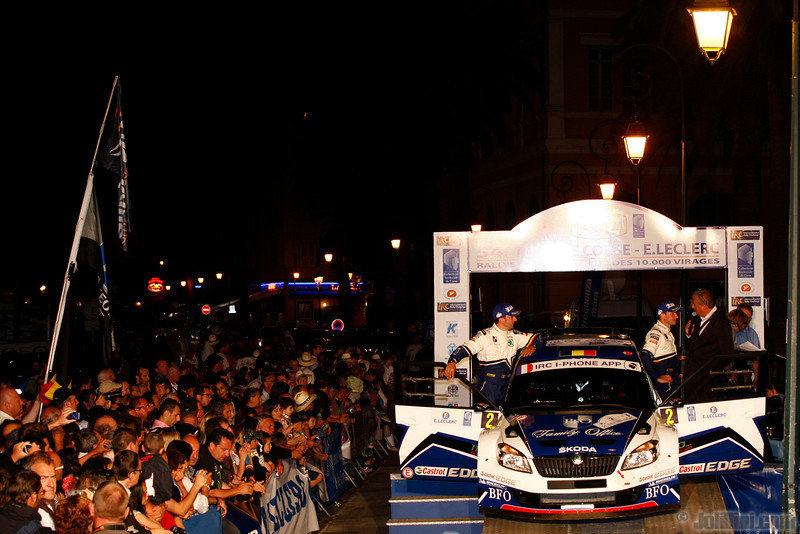 loix podium corse 1