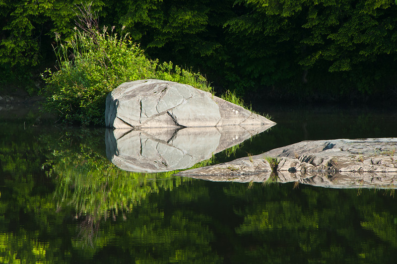 Rock Reflections