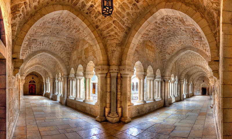 Church of the Nativity - Bethlehem