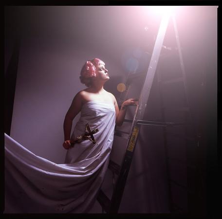 'Woman Questioning Faith'<br /> Model: Della <br /> Daniel Driensky © 2010