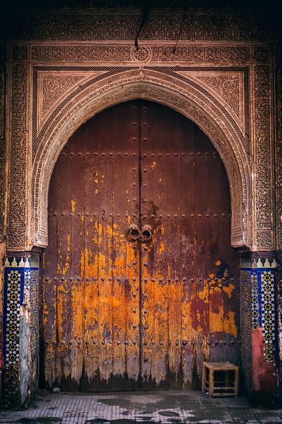 Marrakech gate