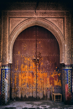 Marrakech gate