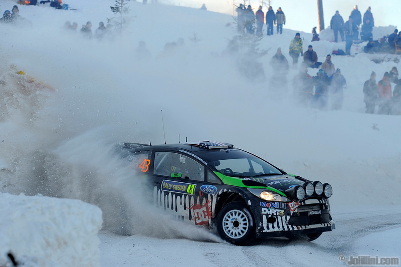 43 block k gelsomino a (usa) ford fiesta RS WRC 41