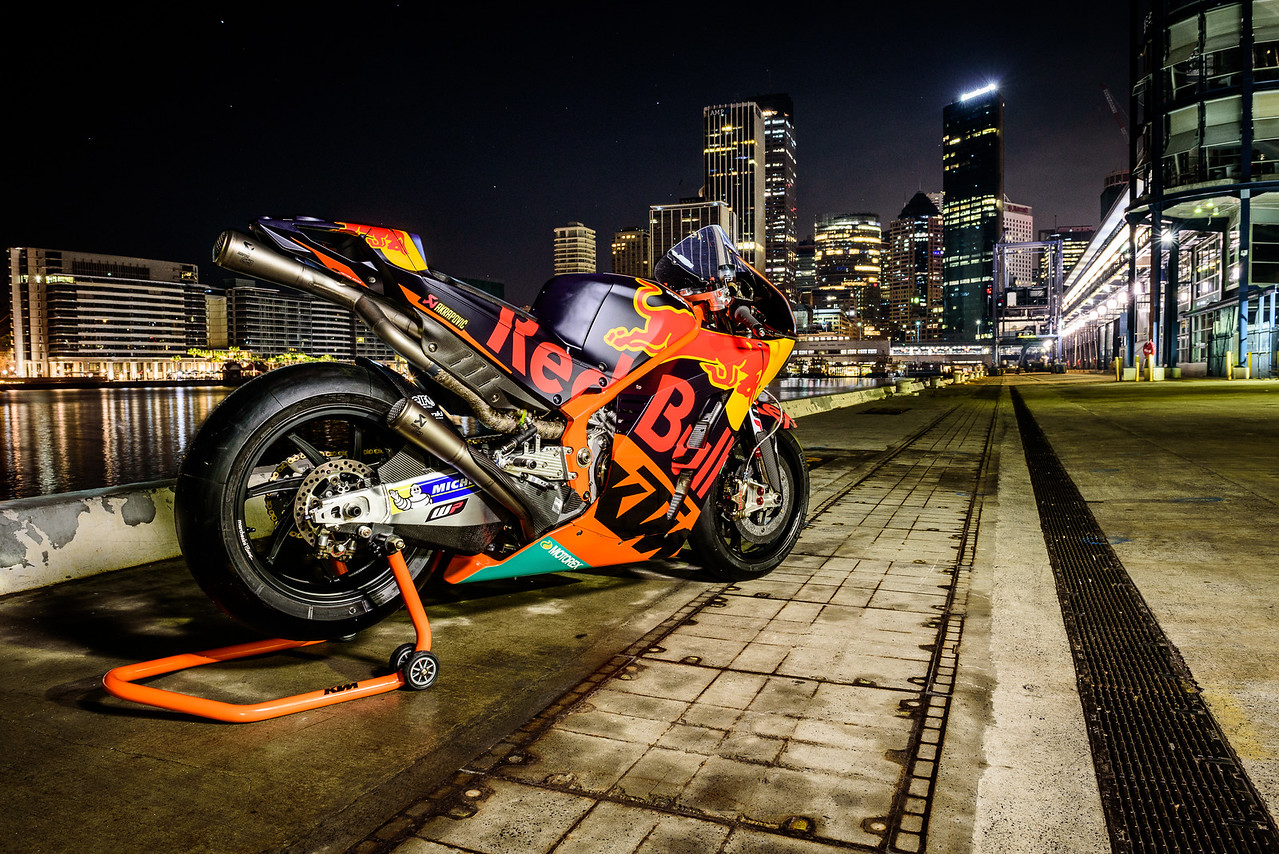 KTM RC16 - Sydney Harbour (18 of 61)