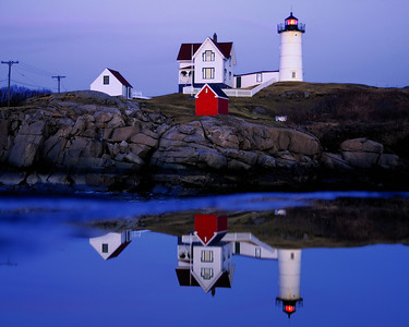 Nubble Reflections