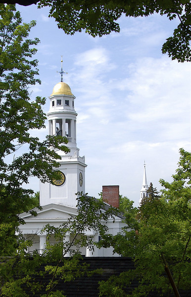 Concord Steeples