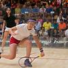 2011 Women's World Junior Squash Championships: Amanda Sobhy (USA) and Mariam Metwally (Egypt)