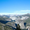Yosemite Valley Panorama.