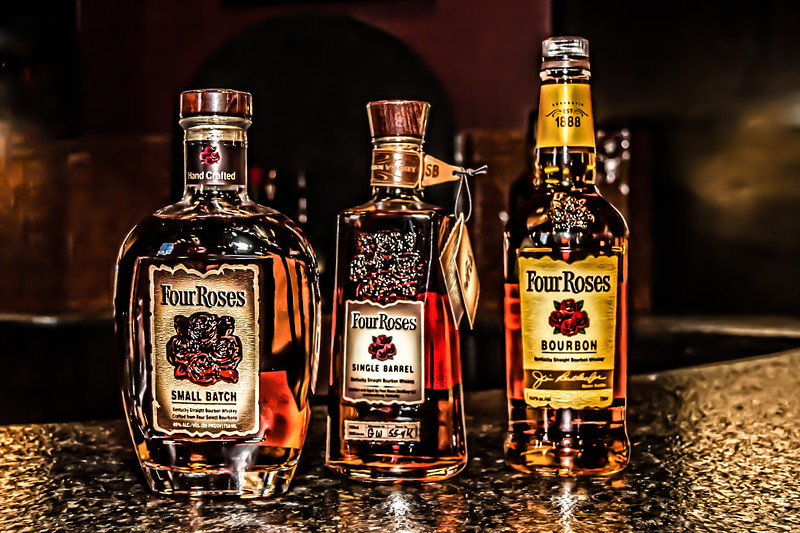 Four Roses - Line up