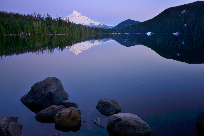 Mount Hood, Lost Lake, Oregon