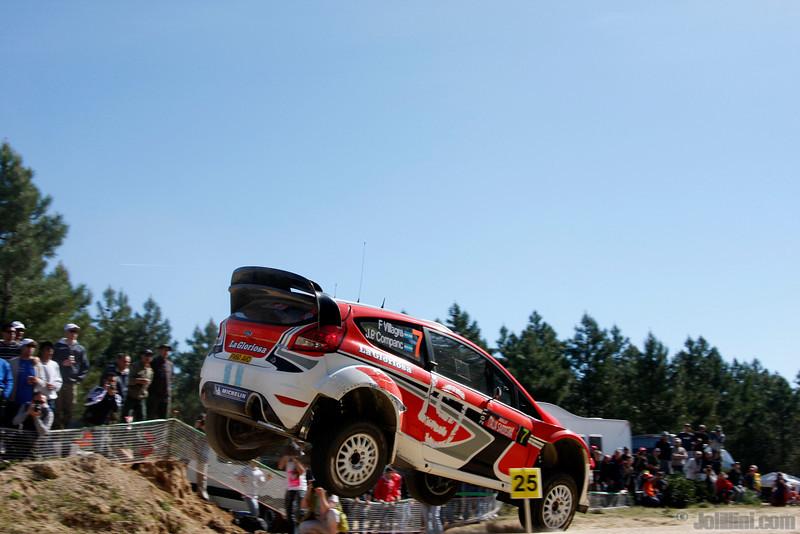 villagra f perez companc (ra) ford fiesta RS WRC sardaigne (jl)-30