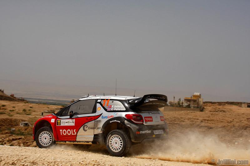 solberg p patterson c ( nor gb) citroen DS3 WRC jordaniel crash (j lillini) 20