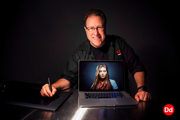 'Scott Kelby, Worldwide Photoshop Master Instructor/Author'<br /> 9/19/13 at Weld Spaces in Dallas<br /> Photo © Daniel Driensky 2013