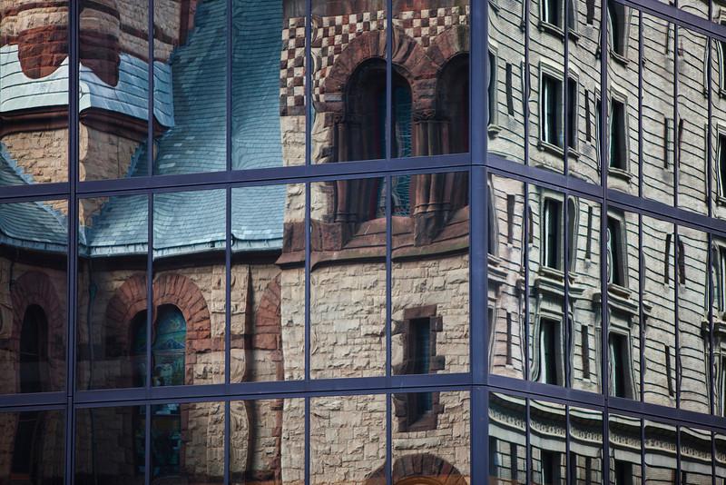 Reflections - Boston