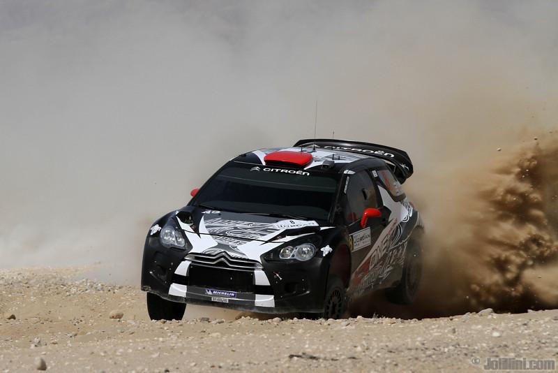 raikkonen k lindstrom citroen DS3 WRC jordanie jo lillini 19